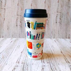 KATE SPADE | Bella Bookshelf Thermal Mug